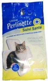 Arena Perlinette para gato