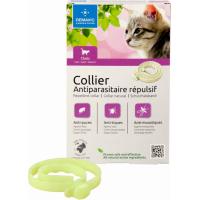Demavic Collier insectifuge pour Chat et chaton