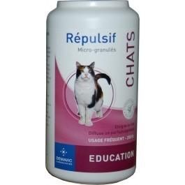 R pulsif pour chat en micro granul s anti parasites de l 39 environnement - Repulsif pour chat vinaigre blanc ...