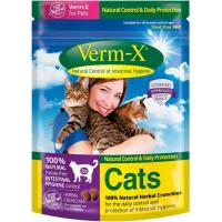 Friandises antiparasitaires pour Chat Verm-X