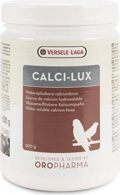 Oropharma Calci-Lux source de calcium hydrosoluble