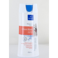 Shampooing pour chien blanc 250 mL