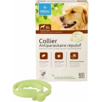 Collier insectifuge pour chien