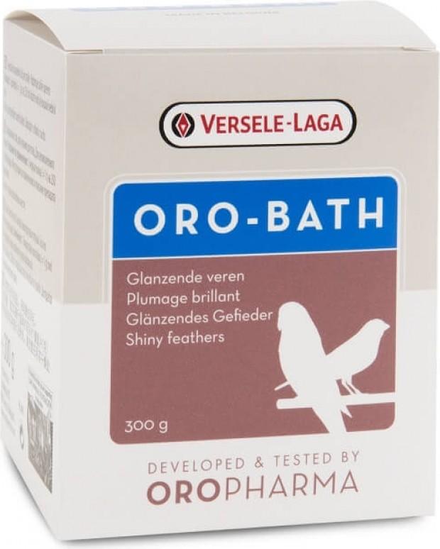Oropharma Oro-Bath - sel de bain spécial pour un plumage brillant