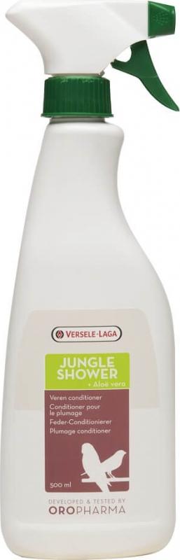 Oropharma Jungle Shower pour un plumage brillant et une peau saine