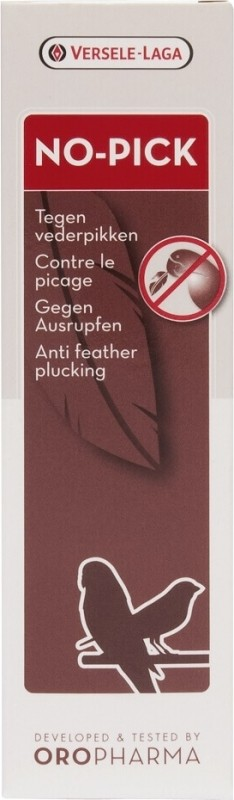 Oropharma No-Pick Spray au goût amer contre le picage