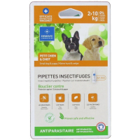 DEMAVIC Pipette insectifuge pour chien