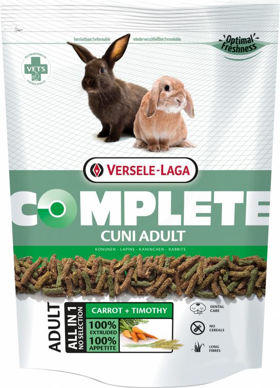 Versele Laga CUNI COMPLETE para roedores adultos
