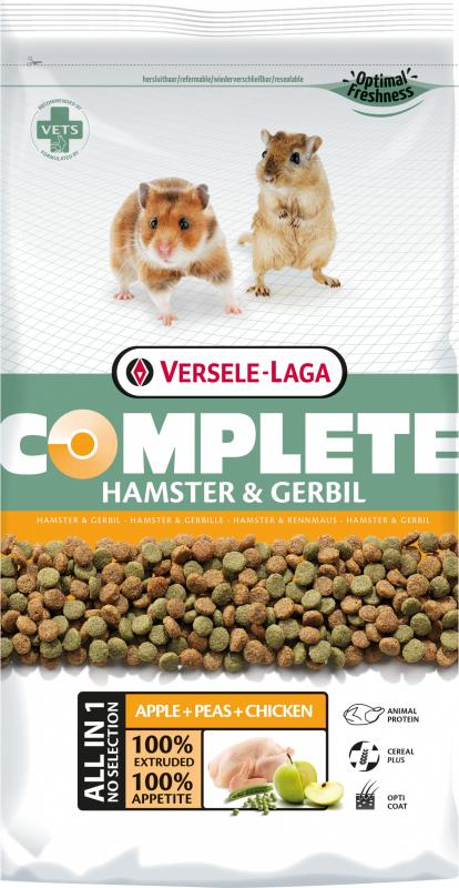 Versele Laga Complete Hamster (nain) et Gerbille