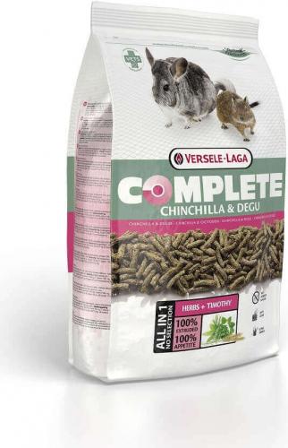 Versele Laga Chinchilla Complete pour chinchillas et Dègues