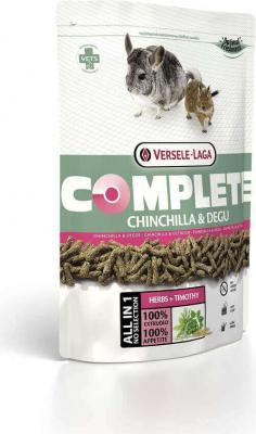 Chinchilla Complete pour chinchillas et Dègues
