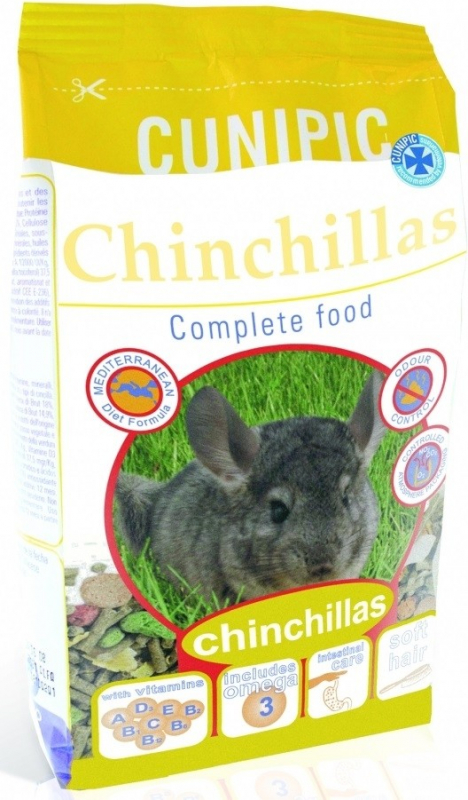 Cunipic Premium Complete Food Chinchilla