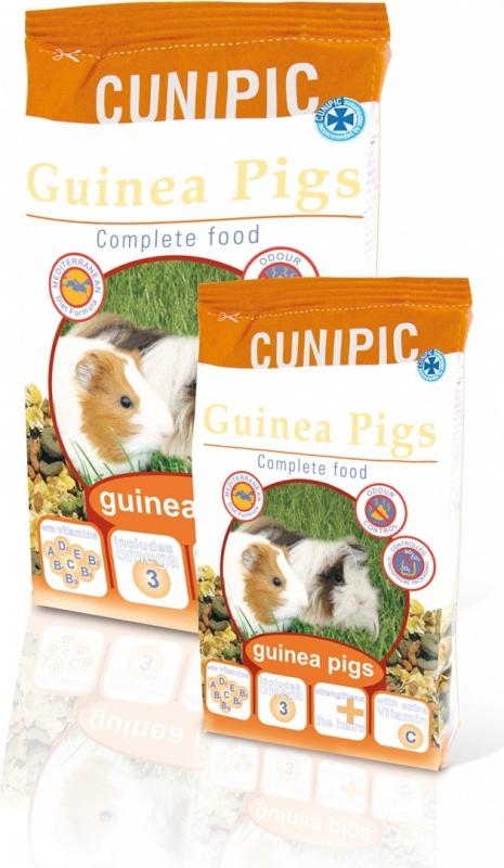 Cunipic Premium Guinea Pig Aliment complet pour cochon d'inde