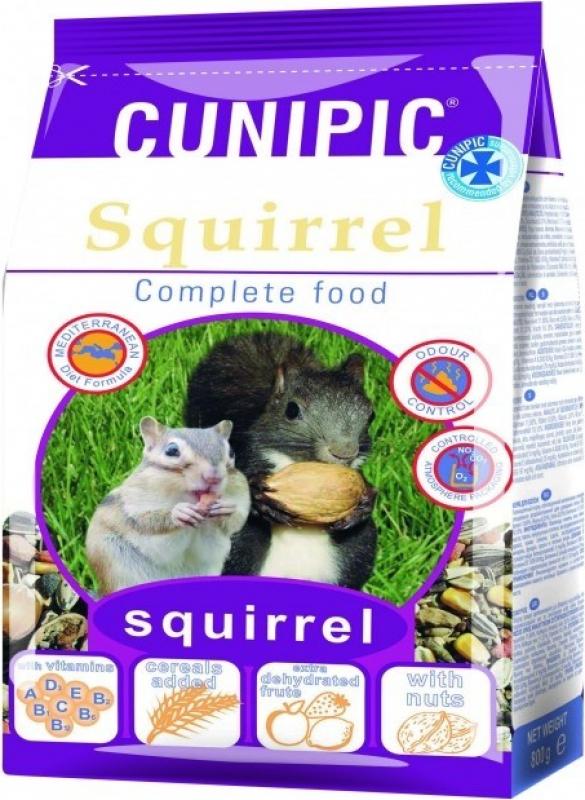 Cunipic Premium Squirrel Aliment complet pour écureuil