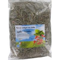 Foin aux plantes : Menthe et églantier 500 g