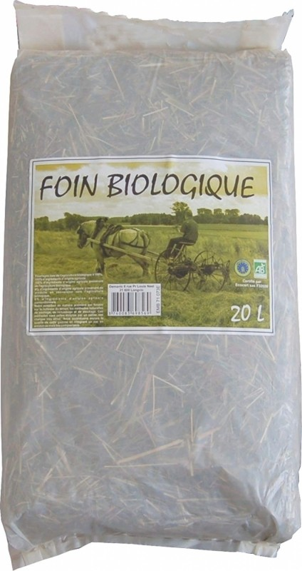 Demavic Foin Bio 20 L