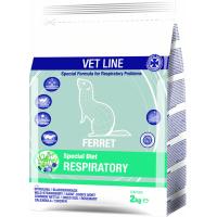 Cunipic Vetline Respiratory Formule pour renforcer le système respiratoire pour furet