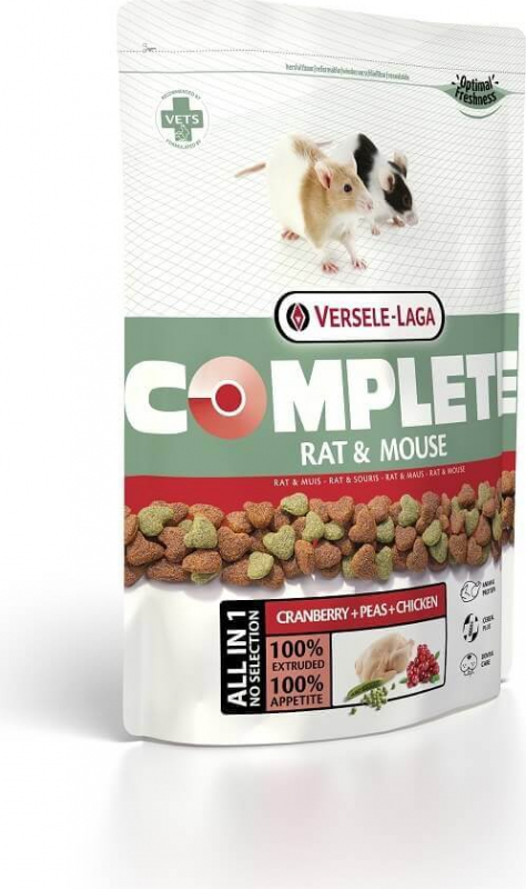 Versele Laga Complete Rat & mouse pour rats et souris