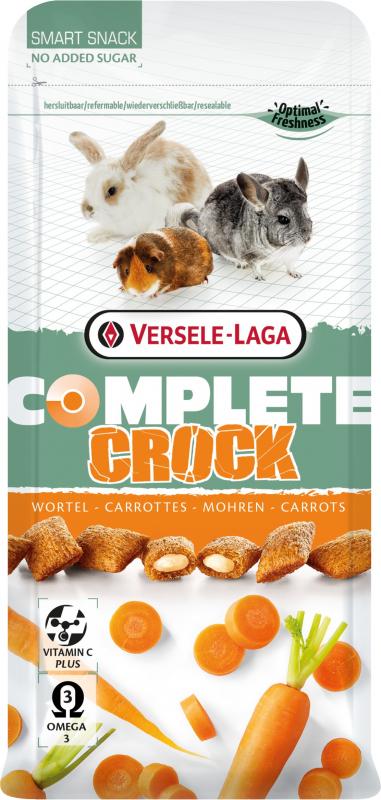 Versele Laga Complete Crock Carrot para coelho e roedores