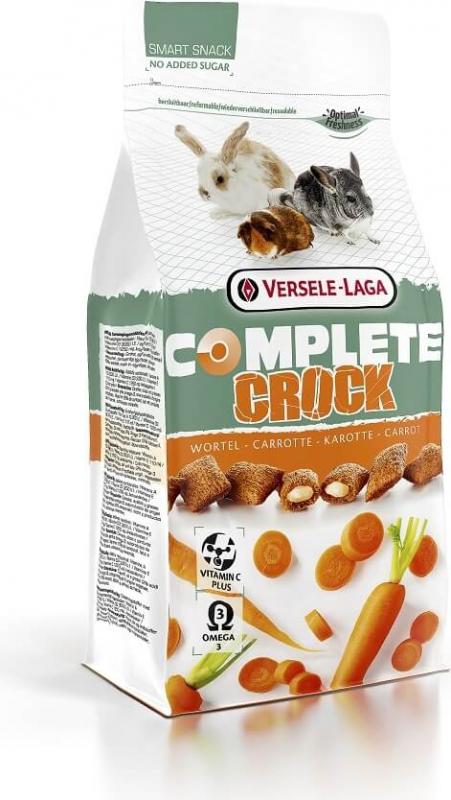 Versele Laga Complete Crock Carrot pour lapin et rongeur