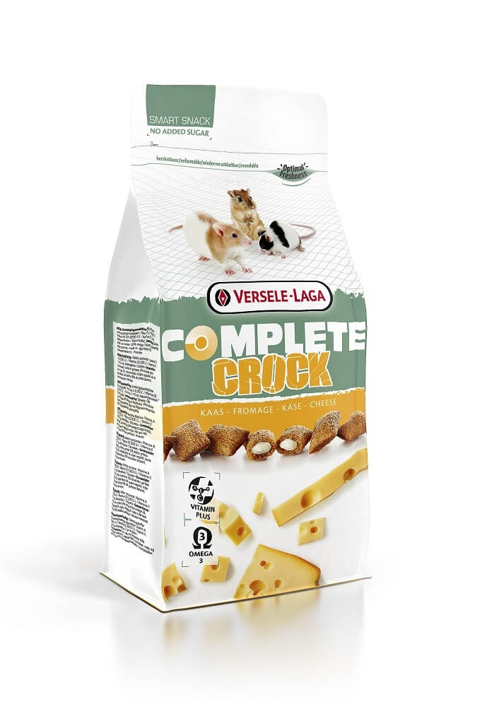 Crock Complete cheese pour divers rongeurs omnivores_0