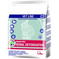 Cunipic Vetline Renal Detoxication Formule soulagement fonction rénale Lapin