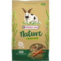 Versele Laga Cuni Nature Fibre food riche en fibres lapin