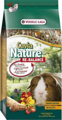 Cavia Nature Re-Balance pour les cobayes plus âgés, peu actifs ou qui souffrent d'un excès de poids