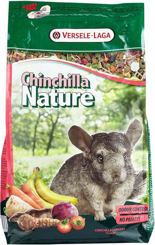 Aliment pour chinchilla - Chinchilla Nature