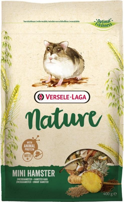 Versele Laga Mini Hamster Nature pour hamsters nains