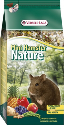 Mini Hamster Nature para hamsters enanos