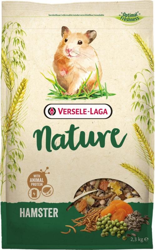 Versele Laga Hamster Nature pour tous les hamsters