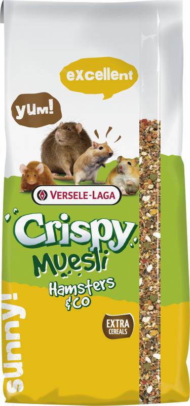 Versele Laga Crispy Muesli Hamsters et rongeurs