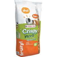 Versele Laga Crispy Muesli Guinea Pigs Mélange complet pour cochon d'Inde