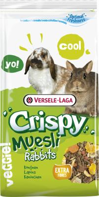 Versele Laga Crispy Muesli Rabbits Mélange complet pour lapin nain