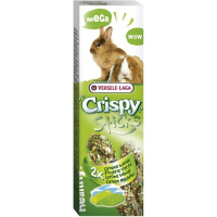 Crispy Sticks Pradera Verde para cobayas y chinchillas