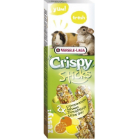 Versele Laga Crispy Sticks Agrumes pour cobayes et chinchillas