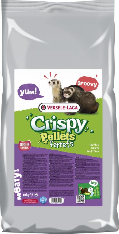 Versele Laga Crispy Pellets furet