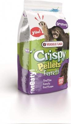 """Crispy Pellets Furets formule """"tout en un"""" pour furets"""