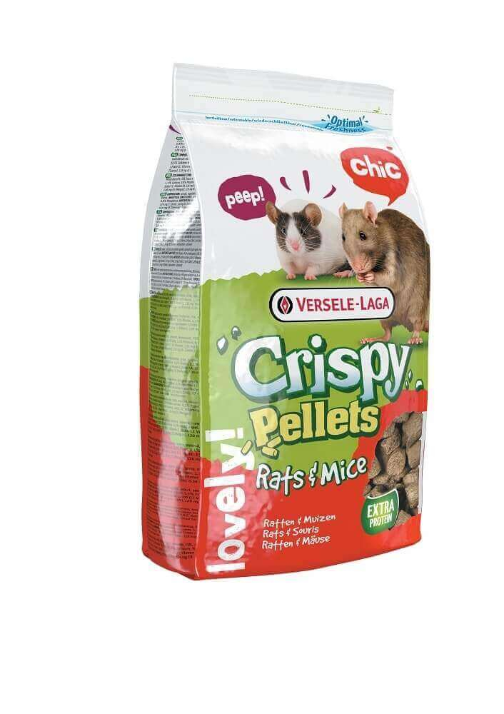 Comida para rata rat n hamster crispy pellets f rmula - Comida para ratones ...