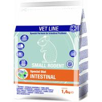 Cunipic Vetline Intestinal Formula zur Unterstützung des Verdauungssystems bei kleinen Nagetieren