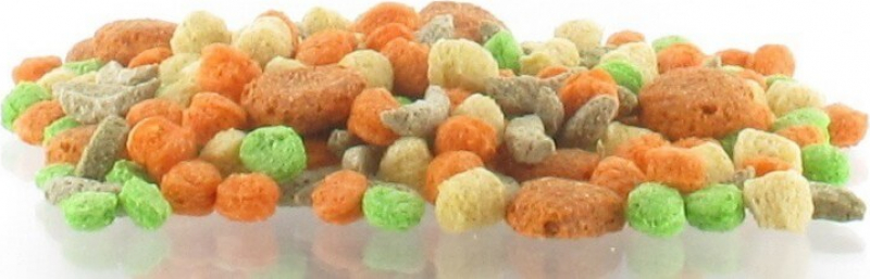 Cunipic Crukiss Suplemento alimentar para roedores Snacks à base de cereais