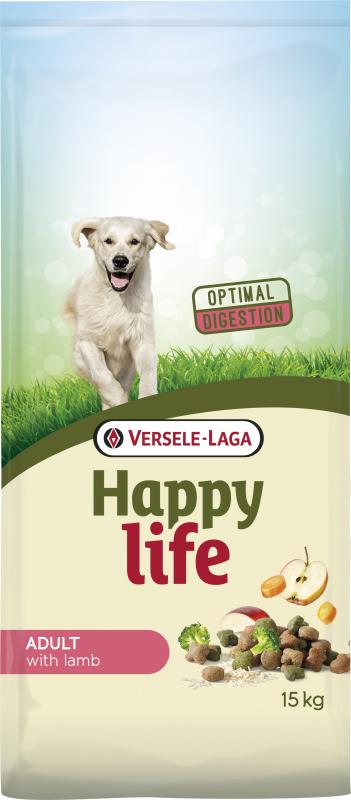Happy Life Adult Lamb Digestion pour chien sensible