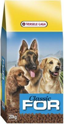 Versele-Laga Classic For - 20 kg - pour chiens adultes de toutes races