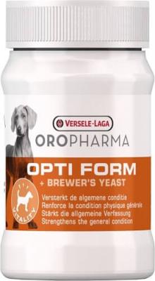 Oropharma Opti Form - levure de bière pour une santé optimale