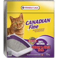 Litière chat minérale Versele-Laga Canadian Fine 15kg