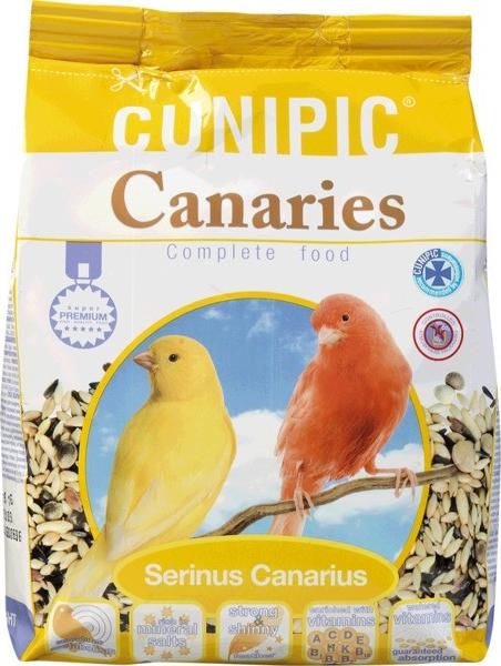 Cunipic Premium Canaries Alimento completo para canarios