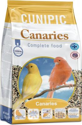 Cunipic Premium Canários Comida completa para Canários