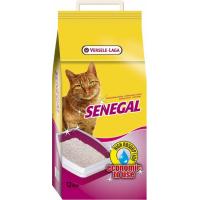 Versele-Laga Senegal -  Einstreu für Katzen mit weißen Granulaten aus dem Senegal
