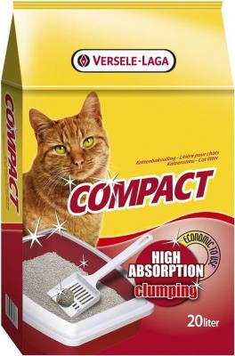 Versele-Laga Compact - Litière à chat minérale et agglomérante